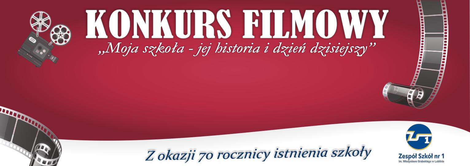 """3 kwietnia 2019 – I Festiwal filmów dokumentalnych """"MOJA SZKOŁA – JEJ HISTORIA i DZIEŃ DZISIEJSZY"""""""